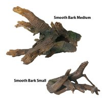 OSI Marine Lab Smooth Bark Tree Stump XL Aquarium Ornament