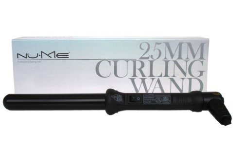 NuMe Curling Iron / Wand 25 Mm (1