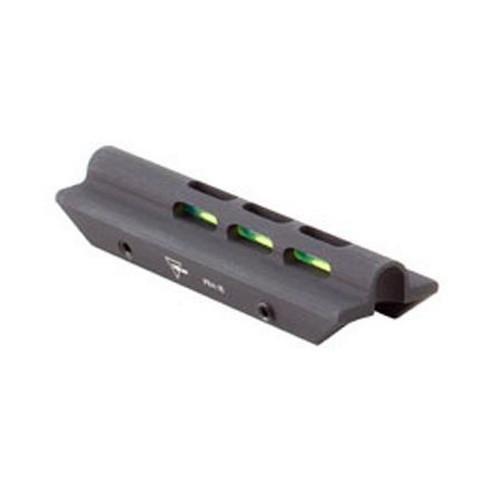 Trijidot Shotgun Fiber Optic Bead Sight For .340-.400-Inch Wide Ribs, Green