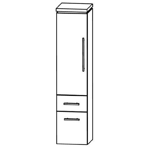 Cool Puris Line (MNA883A5ML / R Tall Cupboard Bathroom Cupboard 30 CM
