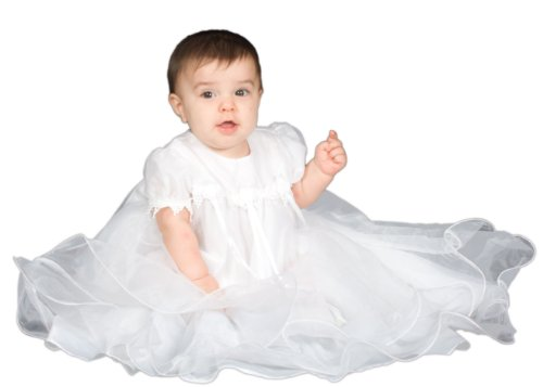 Traditional Christening Gowns front-680415