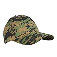 8184 Supreme Low Profile Cap - Woodland Digital Camo by Rothco