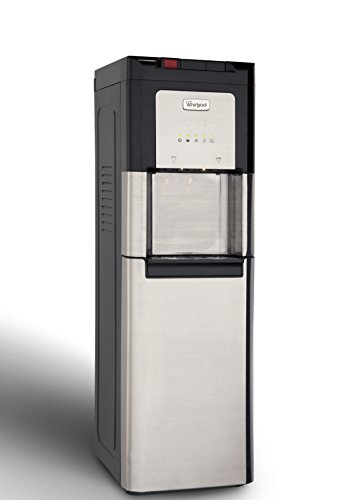 Whirlpool Stainless Steel Water Cooler with LED Indicators (Small Cooler For Water compare prices)
