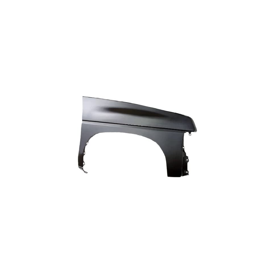 OE Replacement Nissan/Datsun Pickup Front Passenger Side Fender Assembly (Partslink Number NI1241112)