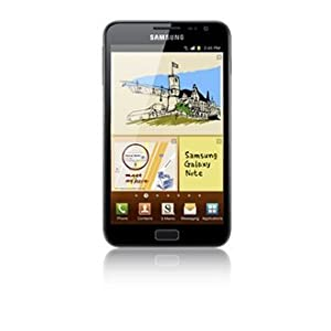 Samsung Galaxy Note N7000 16GB Unlocked Android Smartphone - Dark Blue