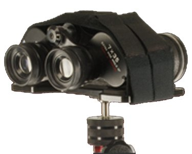 Binocular Adapter Mount