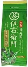 Kyoto Fukujuen IEMON Green Tea Matcha blend Genmaicha 200g from Japan