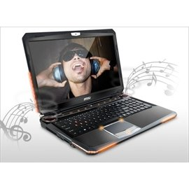 New MSI (Micro Star) MSI Notebook GT680R-008US 15.6inch Core I7-2630QM Windows 7 Home Premium Retail