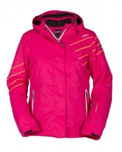 Campagnolo Skijacke Ziphood (Größe / Farbe: 40 - scarlet)
