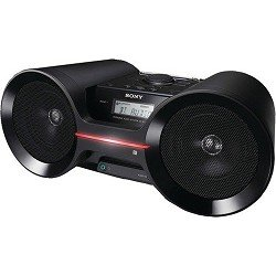 Sony Wireless Boombox system, Black