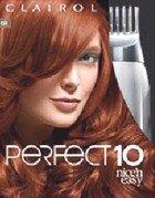 Clairol Nice 'N Easy Perfect 10 Permanent Haircolor Light Auburn #6R