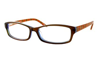 Amazon.com: Eddie Bauer Reading Glasses - 8245 in Azure ...