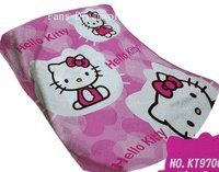 Hello Kitty Fleece Throw (DN J-113)