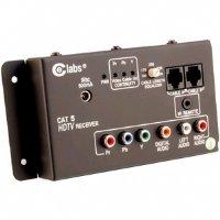 C2G / Cables to Go 41168 HDTV Audio/Video Over Cat5 Receiver Unit (Black)