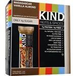 KIND Nuts & Spices Bars (Pack of 12) by PEACEWORKS