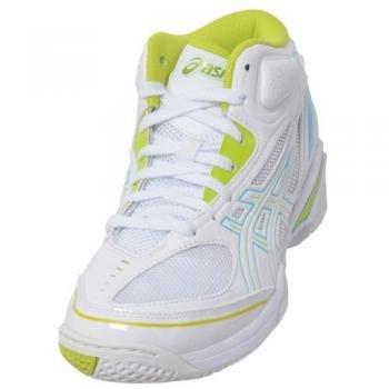 asics(アシックス) バスケットボール シューズ GELPRIMESHOT SP3 SA ジュニア ホワイト TBF09T 0189