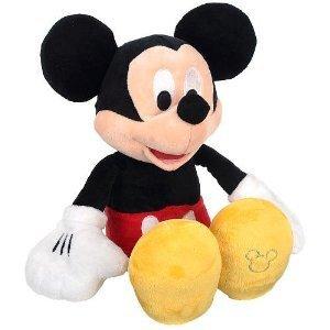 "Disney Mickey Mouse Plush Doll Toy 18"""