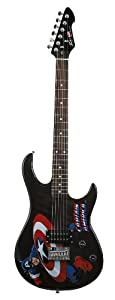Peavey Captain America Rockmaster Electric Guitar