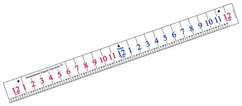 Learning Advantage 7538 Demonstration Elapsed Time Ruler - 1