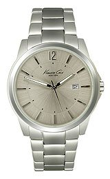 Kenneth Cole Steel Bracelet Grey Dial Men's watch #KC3915