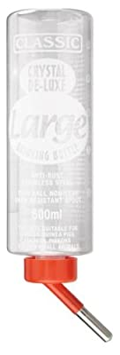 Kerbl 83187 Classic Trinkflasche, 600 ml