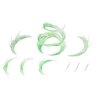 魂EFFECT WIND Green Ver. ノンスケール PVC&ABS製