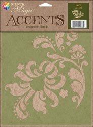 Stencil Magic Accents 8-1/2x11-1/4