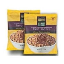 Village Harvest Farro and Red Rice, 10 Ounce -- 10 per case.