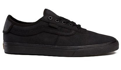 Vans Rowley SPV Black/Black Shoe NLIBKA (UK12)