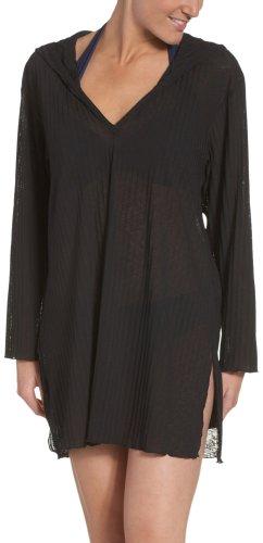 J Valdi Women's Long Sleeve Hooded Top