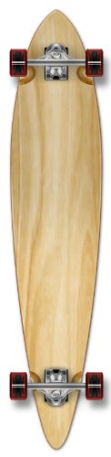 Best Review Of BLANK & Graphic Complete Longboard PINTAIL skateboard w/ 71mm wheels