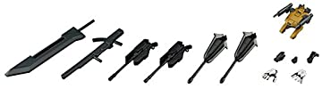HG 機動戦士ガンダム 鉄血のオルフェンズ MSオプションセット5&鉄華団モビルワーカー(仮) 1/144スケール プラモデル