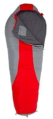 TETON Sports Tracker +5 Degree F Ultralight Sleeping Bag (4.1 lbs