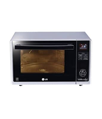 LG MJ3283CG 32-Litre Convention Microwave Oven (Silver)