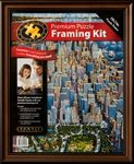 Cheap Dowdle Folk Art Complete 18×24 Inch Puzzle Framing Kit (B004V0IA2U)