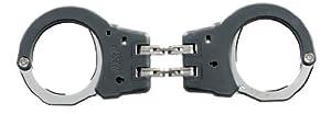 ASP Gray Identifier Hinge Handcuffs (Steel)