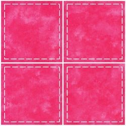 Accuquilt Go! Fabric Cutting Dies Square 4 1/2' Multiples front-304180