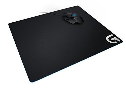 Logicool ロジクール G640 ラージ クロス ゲーミング マウスパッド