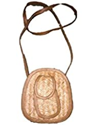 The House Of Cane Women's Sling Bag Ivory (THC_5_Ivory)