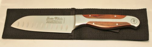 "Gunter Wilhelm Executive Chef Series Model 217 5"" Mini Santoku"