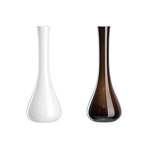 """Vase """"Sacchetta"""" weiß H40cm"""