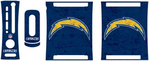 NFL - San Diego Chargers - San Diego Chargers Distressed - Microsoft Xbox 360... by Skinit