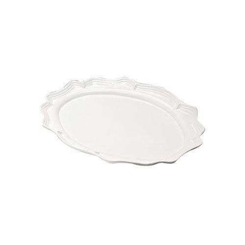 Cheap Bon Chef 2027 12.5″ Queen Anne Oval Buffet Platter (B002C6ZMTY)