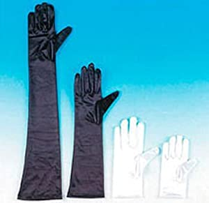 Spandex Over the Elbow Formal Evening Gloves (57 cm)