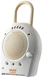 Sony baby call monitor