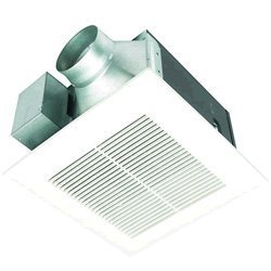 Panasonic FV-08VQ5 WhisperCeiling 80 CFM Ceiling Mounted Fan, White (Bathroom Fan Whisper compare prices)