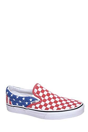 Men's Stars and Stripes Van Doren Slip-On Sneaker