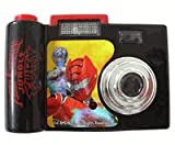 Disney Power Rangers Camera - Play Talking Camera - NEW!