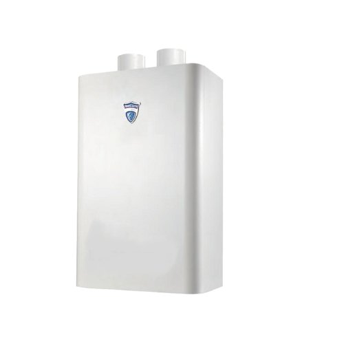 Navien NR-240A Condensing Tankless Water Heater with Pump and Buffer Tank, Natural Gas