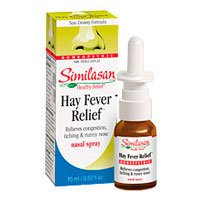 Similasan Hay Fever Relief Nasal Spray, 15-ml